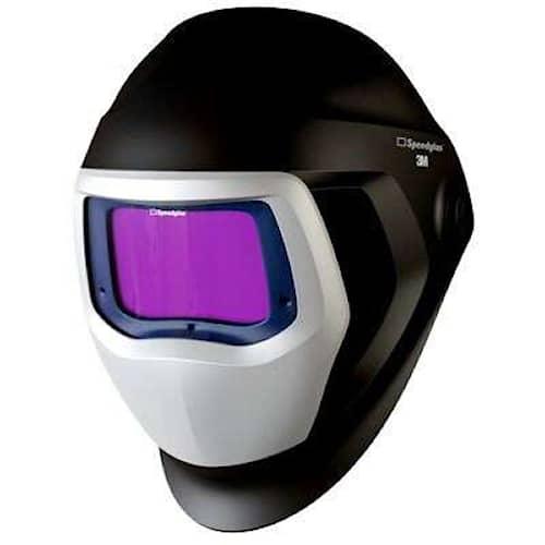 3M Speedglas 9100 svetshjälm med svetsglas 9100XX och sidofönster, 501825
