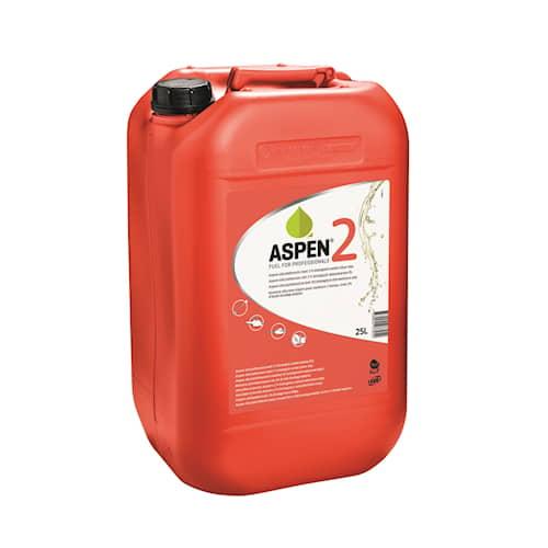 Alkylatbensin Aspen 2 2-takt 25 liter 12st