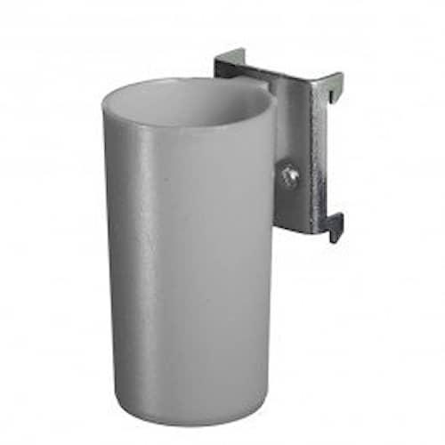 GBP Krok rörhållare Ø25/27 H75mm 3-pack