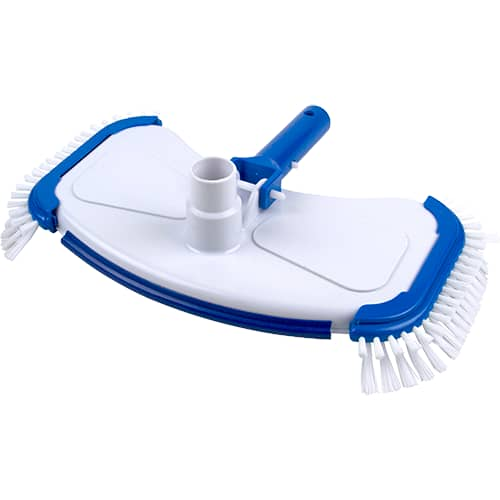 Activ Pool Vaccun Head with sidebrushes