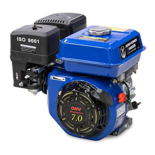 DUAB-POWER Bensinmotor M210 Q1 7hk