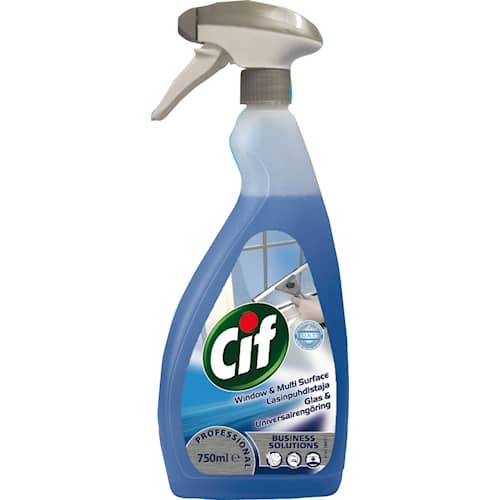 Cif Glasputs Cif 750ml