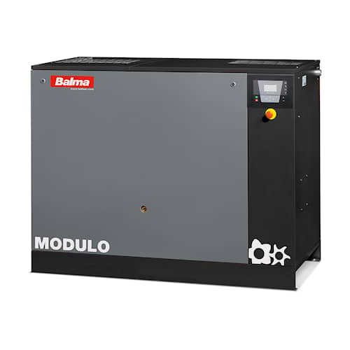 Balma Skruvkompressor MODULO I E 18 10 bar Inverter med kyltork