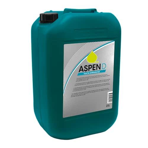 Aspen Miljödiesel Aspen D 25 liter