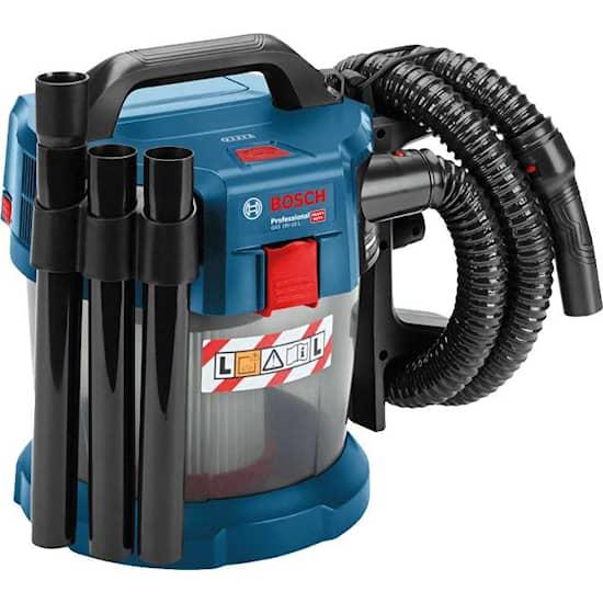 Bosch GAS 18V-10 2X5,0Ah M/Adapter Dammsugare