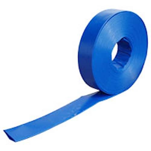 Duab Tryckslang avtappningsslang flatrullad PVC