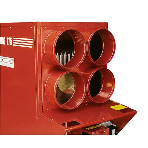 Biemmedue Arcotherm 4-vägspanel 300 mm Jumbo 115