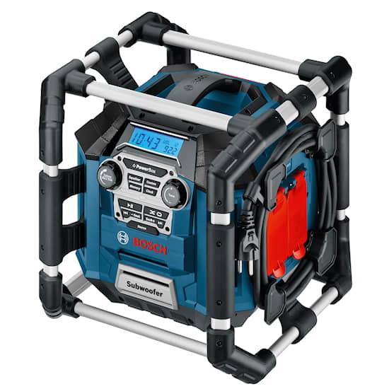 Bosch Gml 20 Powerbox Radio