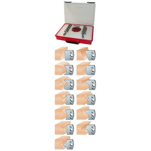 Toolbox Universalkuttersats TB90-12