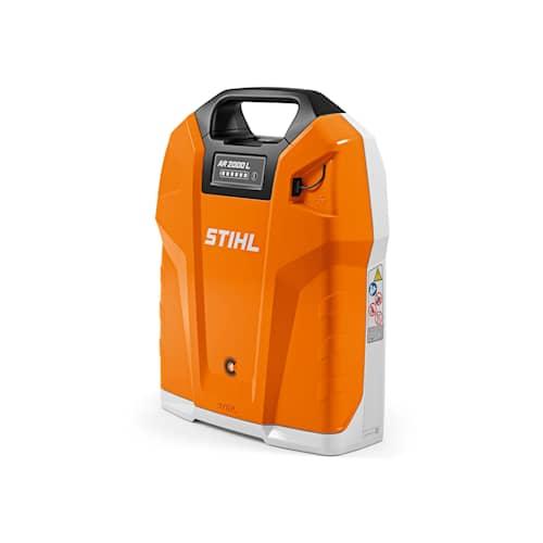 Stihl Ryggbatteri AR 2000 L, inkl. adapter AP och anslutningskabel