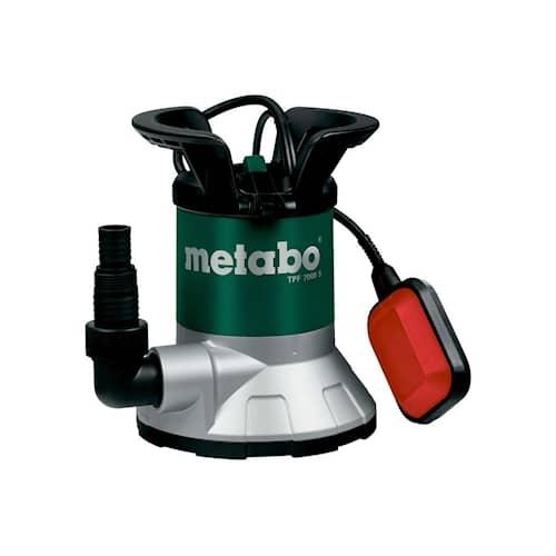 Metabo TPF 7000 S Dränkbar pump för rent vatten