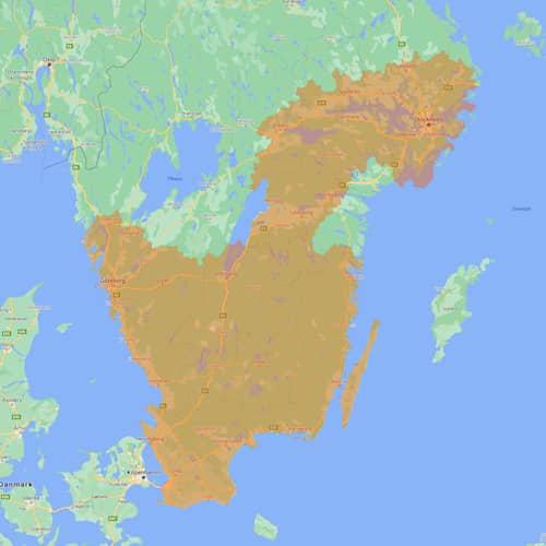 Installationstjänst alla zoner upp till 4000kvm
