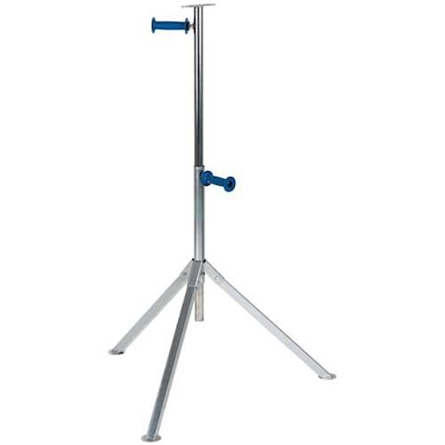 Worklite Stativ för arbetslampa teleskopiskt Universal 110-280 cm