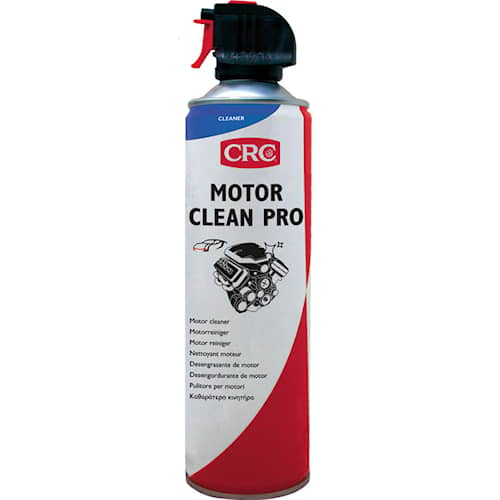 CRC Rengöringsmedel Motor Clean PRO Spray 500ml