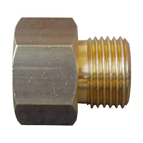 Helvi Adapter för gasflaska CE/Svensk standard