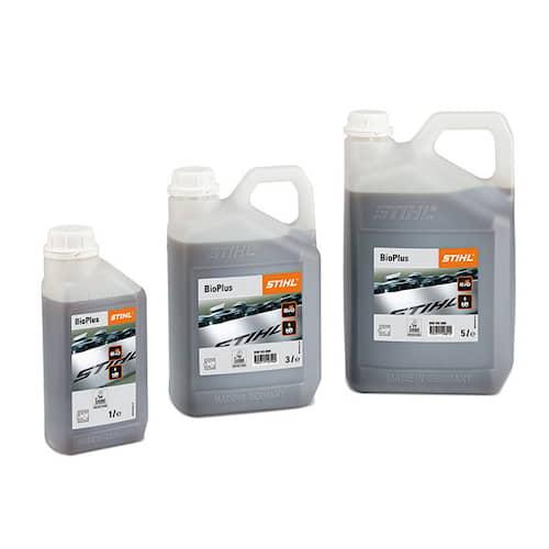 Stihl BioPlus sågkedjeolja, 5 l