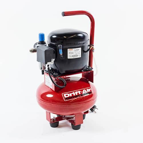 Drift-Air Kompressor R 12 Silent tystgående 1-fas