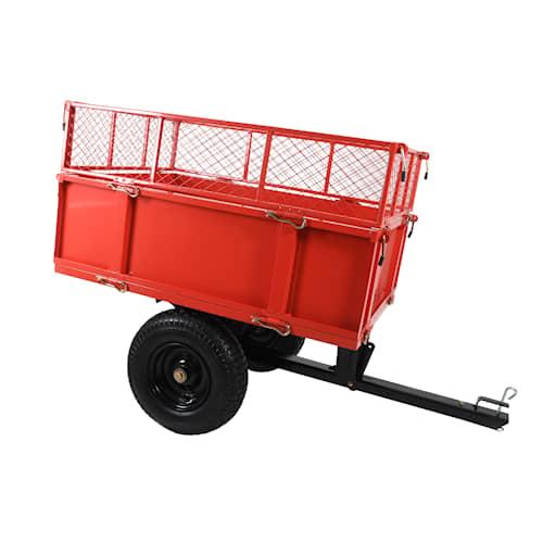 Hyma Trädgårdsvagn med nätsidor