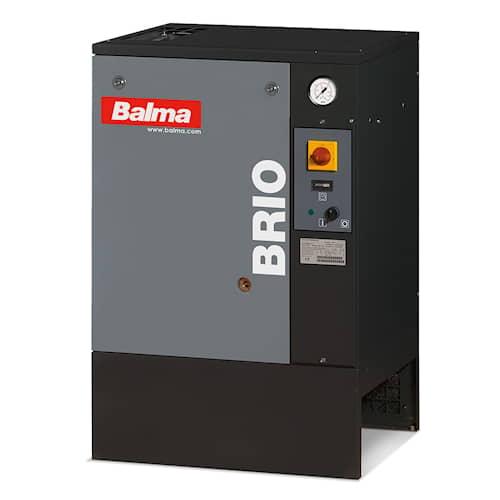 Balma Skruvkompressor BRIO 7.5 10 bar