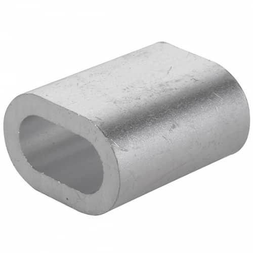 BEMA Presslås aluminium 3mm