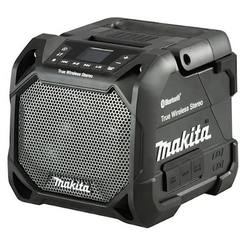Makita Bluetooth-högtalare DMR203B 12/18V CXT/LXT