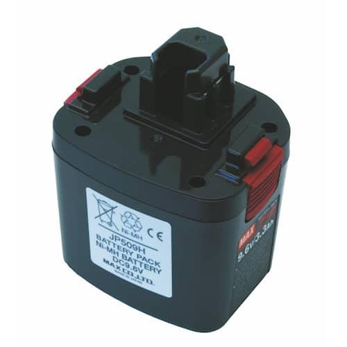 MAX Batteri 9,6 V 3,3 Ah Najmaskin RB655