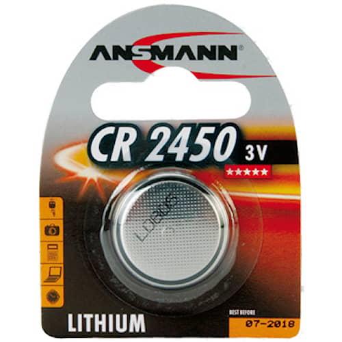 Ansmann Batteri knappcell CR2450