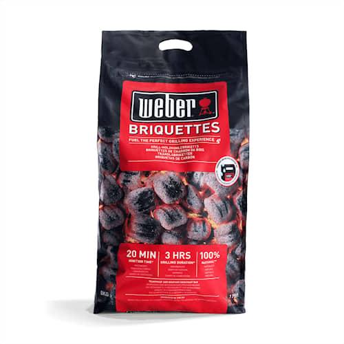 Weber Briquettes 1759166 FSC 8 kg, EP