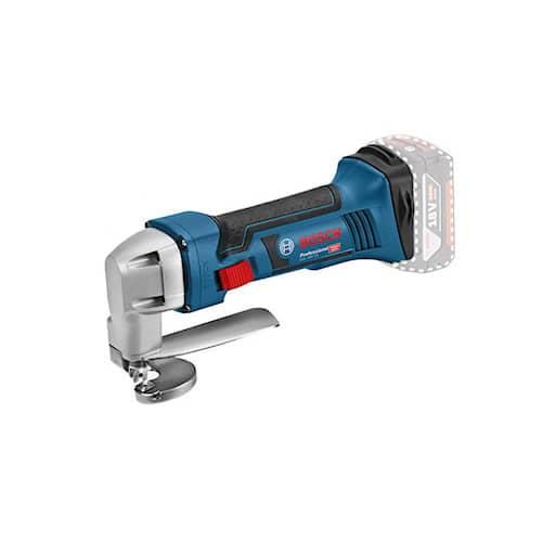 Bosch Plåtsax GSC 18V-16 utan batteri & laddare