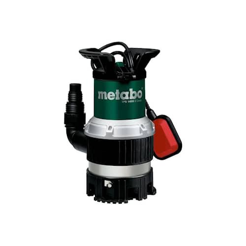 Metabo TPS 14000 S Combi Dränkbar kombipump