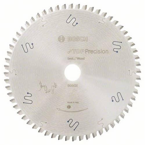 Bosch Sågklinga Top Precision Wood 305x2,3x30mm 72T