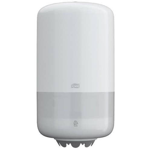 Tork Dispenser M1 Mini Centrummatad Elevation 558000, vit