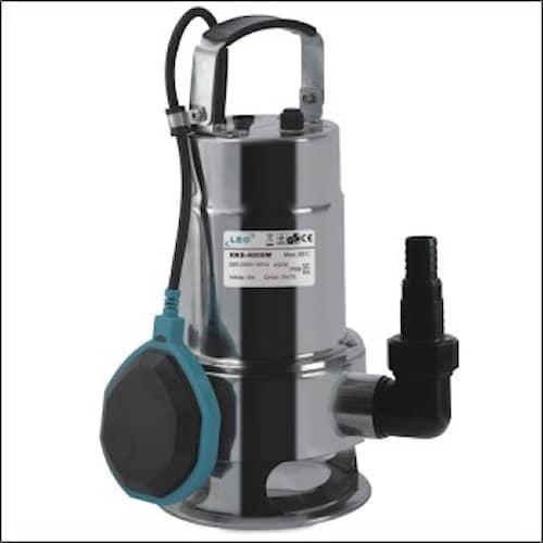 Leo Dränkbar pump XKS-750SW med inbyggd flottör