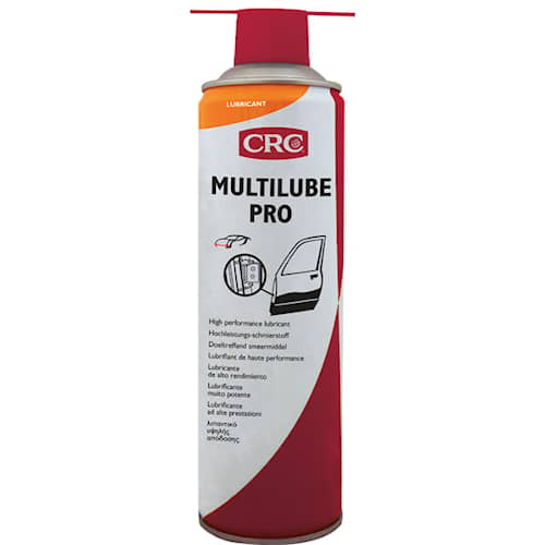 CRC Smörjmedel Multi Lube Pro Spray 500ml