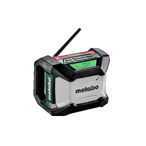 Metabo Radio R12-18BT utan batteri & laddare