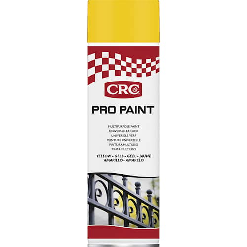 CRC Sprayfärg Pro Paint Silver 500ml