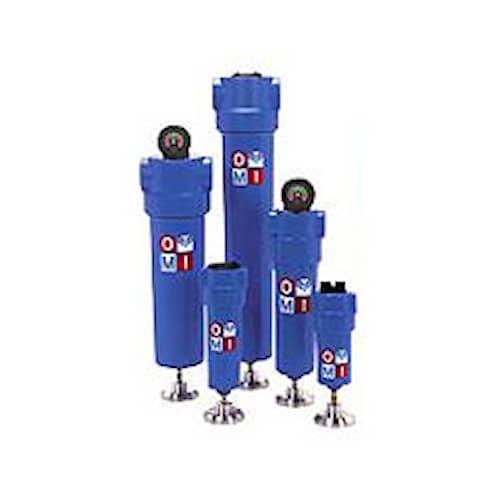 """OMI Komplett oljefilter HF 0008/0010 1/2""""G"""