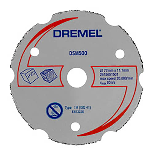 Dremel Kapskiva DSM500 Universal för DSM20