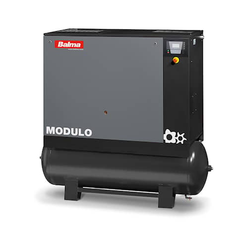 Balma Skruvkompressor MODULO I E 22 10 bar 500 l Inverter med kyltork