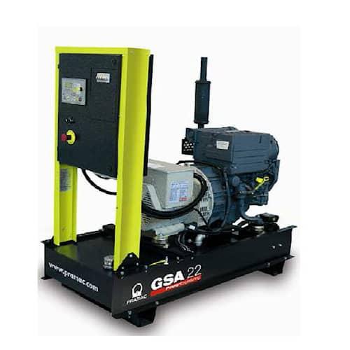 Pramac Elverk GSA22D MCP (öppet) 3-fas diesel
