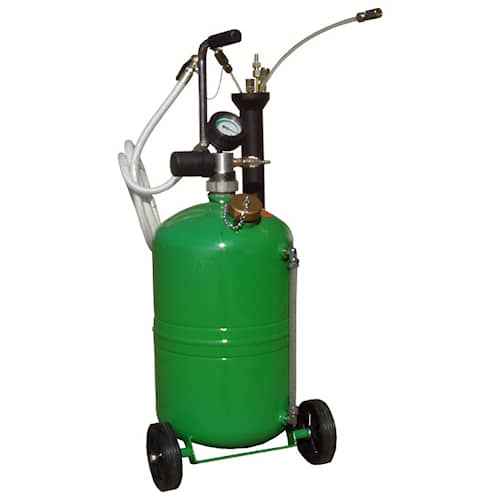 Hawk Oljesug tryckluftsdriven 24 liter