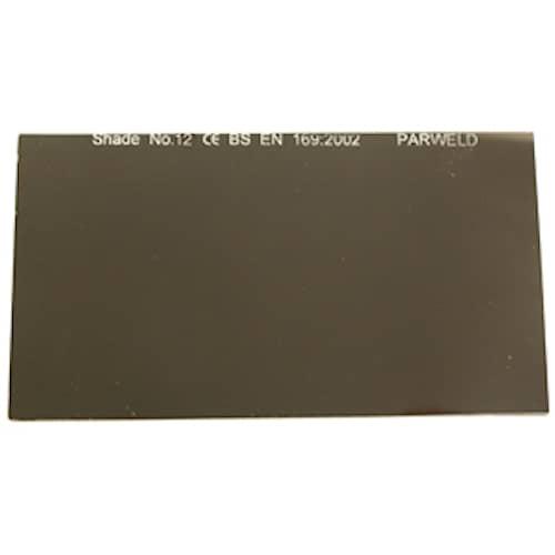Duab Svetsglas 110x60 mm 9- DIN