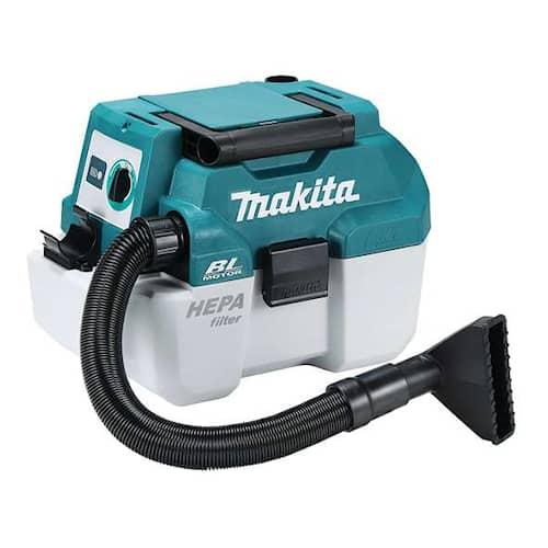 Makita Dammsugare DVC750LZ 18V LI-ION utan batteri & laddare