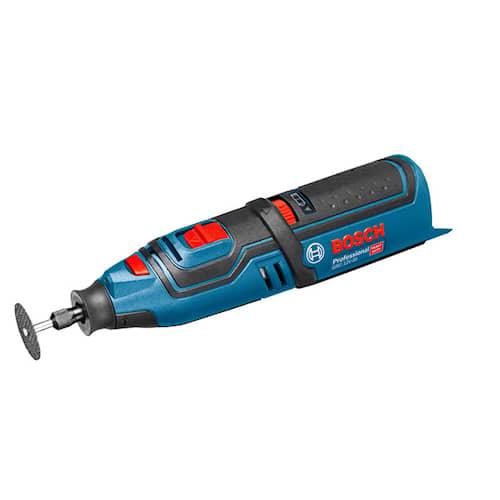 Bosch Rotationsverktyg GRO 12V-35  utan batteri & laddare i L-BOXX