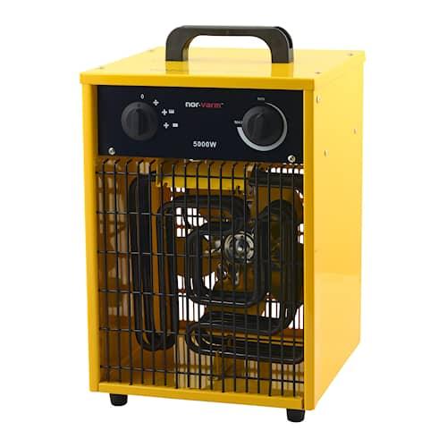 Duab Värmefläkt IFH-53/4 5,0 kW
