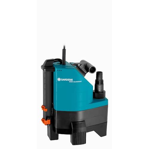 Gardena Spillvattenpump Comfort 8500 aquasensor