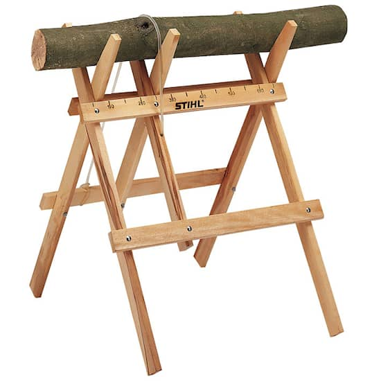 Stihl Sågbock i trä, 7,2 kg