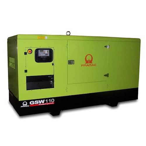 Pramac Elverk GSW110P MCP (täckt) 3-fas diesel