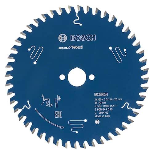 Bosch Sågklinga Expert Wood 216x2,4x30mm 48T