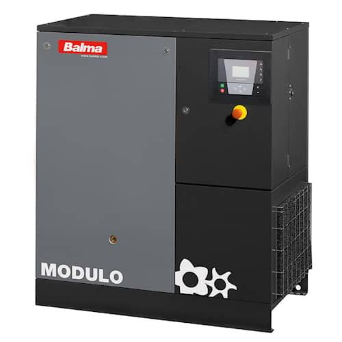 Balma Skruvkompressor MODULO E 7.5 10 bar med kyltork